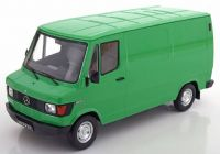 KK Scale Mercedes 208D Van Green 1:18